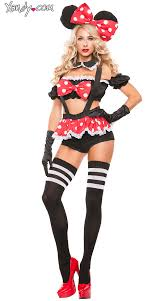 Minnie Mouse Costume Party Mouse Costume Two Piece Mouse Costume Party