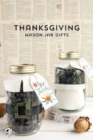 thanksgiving mason jar gift idea the polka dot chair