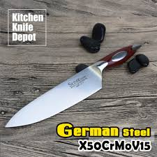 High Carbon Kitchen Knives by Aliexpress Com Buy Sedge 8 Inch Chef Knife Kitchen Blade High