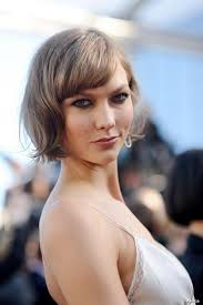 more pics of karlie kloss bob 18 of 18 short hairstyles karlie kloss short bob hairstyle is perhaps the most famous of it s