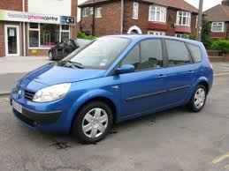 renault scenic 2005 renault scenic 1 6 mt 75 hp specification review videos
