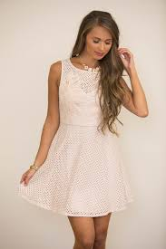 lace dress totally in lace dress the pink