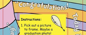 oh the places you ll go graduation seussville parents
