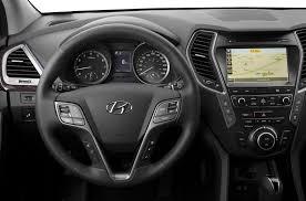 Santa Fe 2013 Interior New 2017 Hyundai Santa Fe Price Photos Reviews Safety Ratings