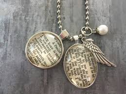 bible verse jewelry choose 2 verses