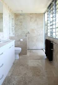 amazing lowes bathroom tile design in neutral beige color scheme