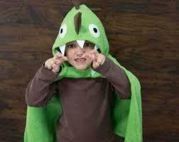 Kids Dinosaur Halloween Costume Dinosaur Cape Etsy
