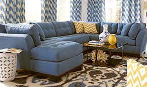 Sectional Living Room Sets Sale by Cindy Crawford Home Furniture Collection
