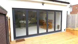 B Q Doors Exterior Bifold Doors And Skylight Installation In Southgate