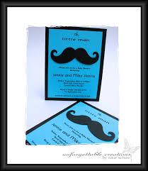 mustache invitations photo mustache baby shower invitations image