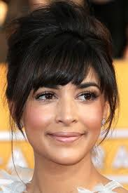 hairstyle wedge at back bangs at side best 25 thick bangs ideas on pinterest haircuts for long hair