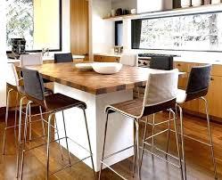 ilot cuisine repas ilot de cuisine avec table ilot de cuisine avec table ilot avec