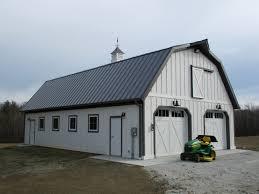 Gambrel Barns by Eld Construction U2013 La Porte In 30 X 50 X 10 Gambrel Style Barn