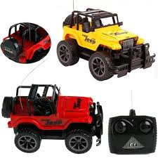 toy jeep for kids foxde tech 1 24 drift speed radio remote control rc car jeep off