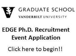 ph d pre vu recruitment event vu edge enhancing diversity in