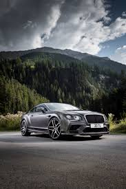 bentley super sport 2017 continental supersports is the most powerful bentley ever