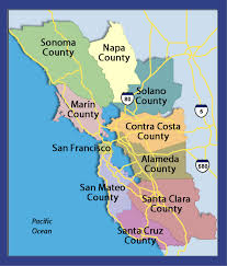 san francisco map painting service areas whit s painting inc 925 429 2669