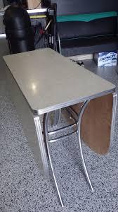 retro yellow kitchen table kitchen formica antique white dust new oxide vintage yellow