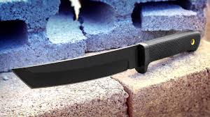 Cold Steel Kitchen Knives Review Cold Steel 13rtkj1 Recon Tanto Fixed 7