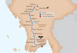 Asia Rivers Map by Www Cruise Co Uk River Cruises Tailor Made Apt River Cruises