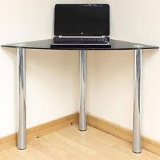 Laptop Corner Desk Desk Design Ideas Stainless Steel Laptop Corner Desk Ebay Glass