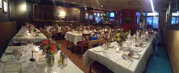 formal dining room events the daily catch