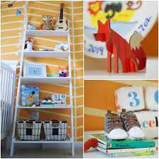 Bookshelves For Baby Room by 179 Best Orange Baby Rooms Images On Pinterest Baby Rooms