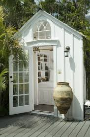 a tiny shed turned guest bedroom from my key west friend u0027s house