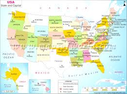 map of the united states showing states and cities map usa showing states and cities maps of about the within