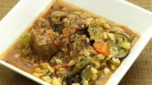 cuisine orientale recette recette de soupe de bœuf façon orientale