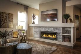 new fireplace lets you customize the flame color the washington post