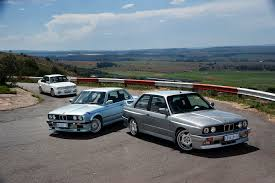 Bmw M3 Old - three of the best e30 m3 versus e30 333i and e30 325is