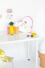 Girly Desk Accessories by Home Office Inspo From 10 Of Our Favorite Bloggers Brit Co