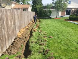 french drain system alliance drain u0026 plumbing llc