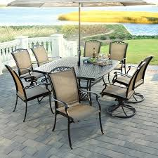 Big Lots Patio Sets by Aluminum Patio Dining Sets Popular Patio Cushions On Big Lots