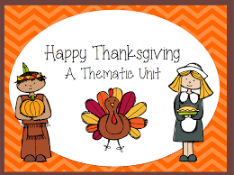 happy thanksgiving a thematic unit giveaway simply speech