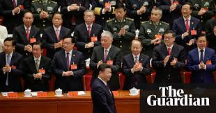 convention collective bureau d ude xi jinping heralds era of power at communist