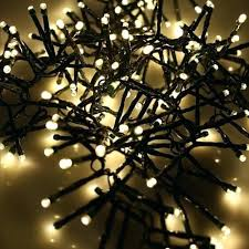 warm white christmas tree lights christmas tree fairy lights led cluster fairy lights indoor outdoor