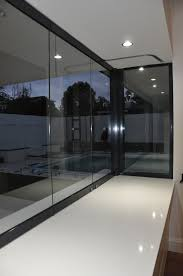 frameless glass bifold doors bi fold windows perth wa avanti