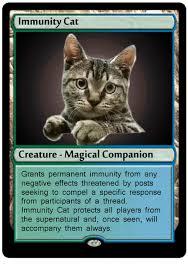 Seeking Companion Immunity Cat Creature Magical Companion Grants Permanent