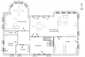 architectural plan floor plan