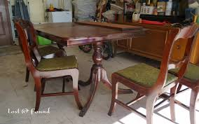 dining table 2 reveal lost u0026 found