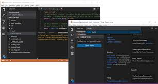 Your First Visual Studio Code Extension Hello World