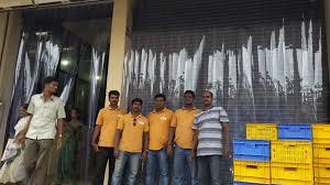 transparent pvc strip curtains clear pvc strip curtains chennai