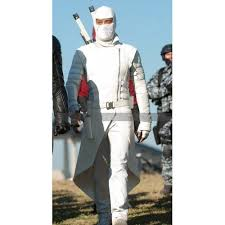 Shadow Costume Joe Retaliation Lee Byung Hun Storm Shadow Costume