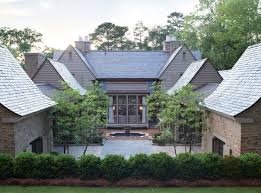 english style house this gracious stone home in mountain brook alabama was inspired