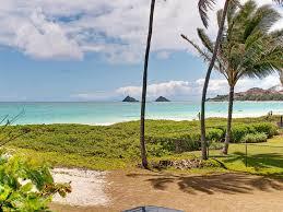 kailua vacation rentals lanikai beach home oahu hawaii beach