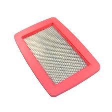amazon com hqrp air filter element for husqvarna 170bf 170bt