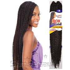what kind hair use boxbraids freetress synthetic hair crochet braid large box braids 20 samsbeauty