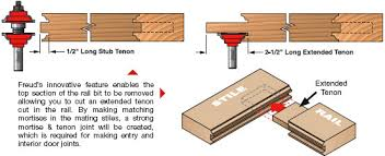 Beadboard Router Bit - freud 99 269 entry and interior door cove and bead style router